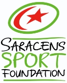 Saracens Foundation logo