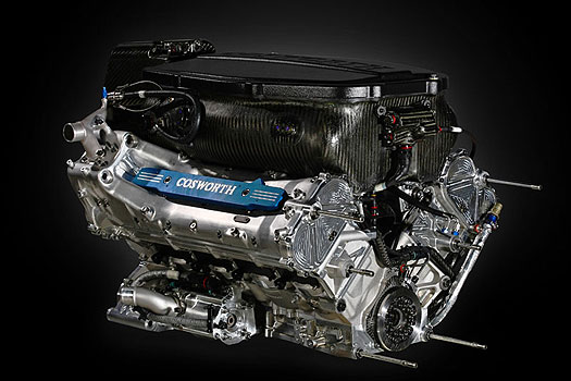 Coswoth CA2010 Engine