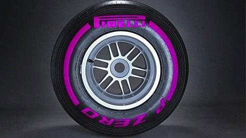 Pirelli 2016 Tyre