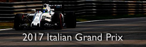 2017 Italian GP Preview