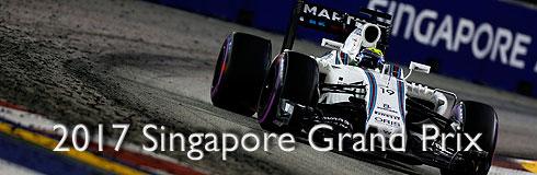 2017 Singapore GP Preview