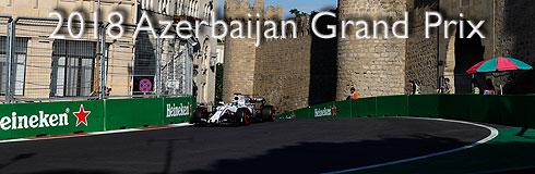 2018 Azerbaijan GP Preview