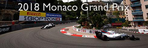 2018 Monaco GP Preview