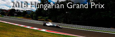 2018 Hungarian GP Preview