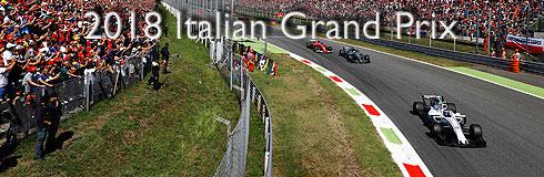 2018 Italian GP Preview