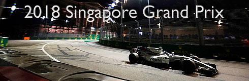 2018 Singapore GP Preview