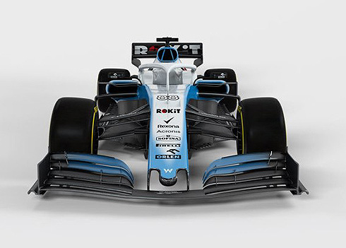 FW42 front View