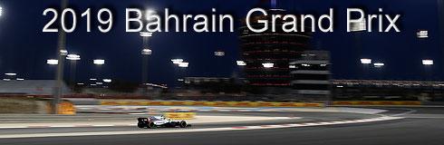 2019 Bahrain GP Preview
