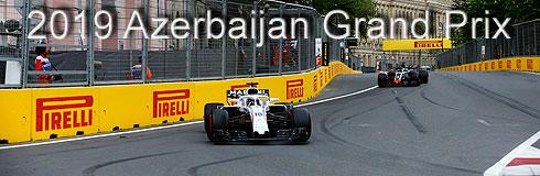 2019 Azerbaijan GP Preview