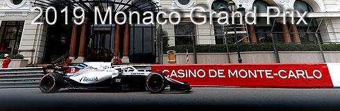 2019Monaco GP Preview