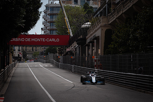 Monaco Gp Rokit Williams Racing Qualifying Review