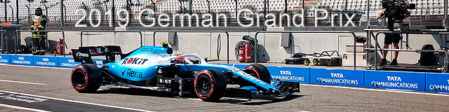 2019 German GP Preview