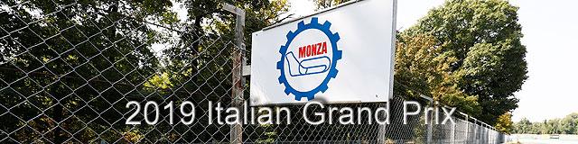 2019 Italian GP Preview