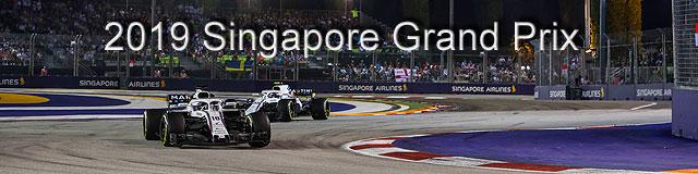 2019 Singapore GP Preview