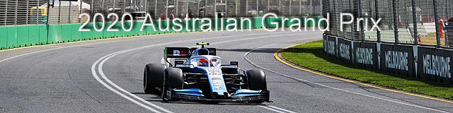 2020 Australian GP Preview