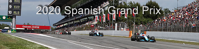 2020 Spanish GP Preview