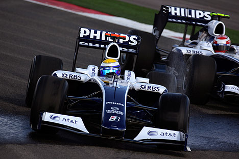 Скачать F1 2009 Торрент - фото 10