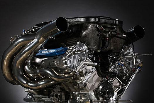 Cosworth CA2010 Engine