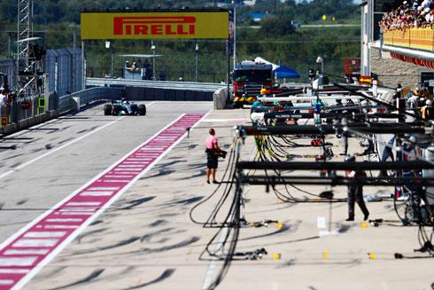 Pirelli Banner