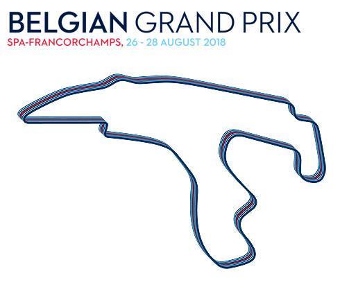 Williams F1 - Belgian GP: Williams Martini Grand Prix Preview