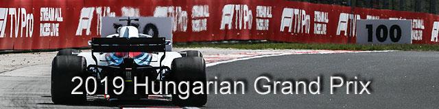 2019 Hungarian GP Preview