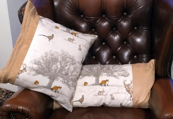 Cushion 2-600