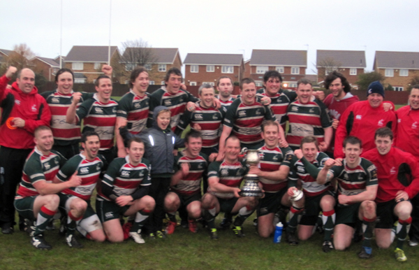 Stags Team Pyman 2012
