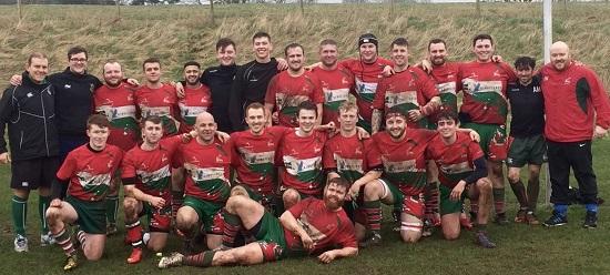 Stags league winners