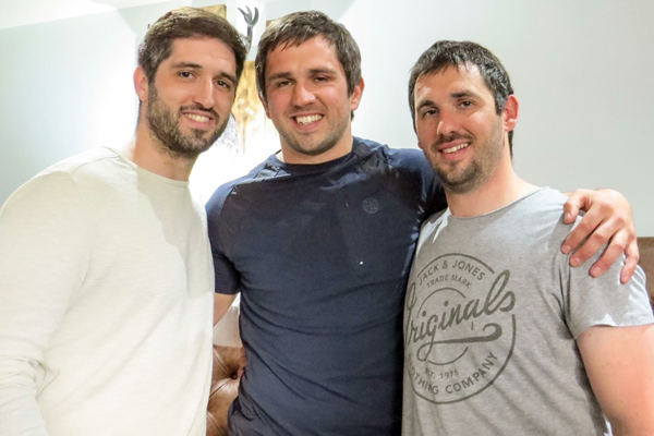 Martin Boatman and brothers