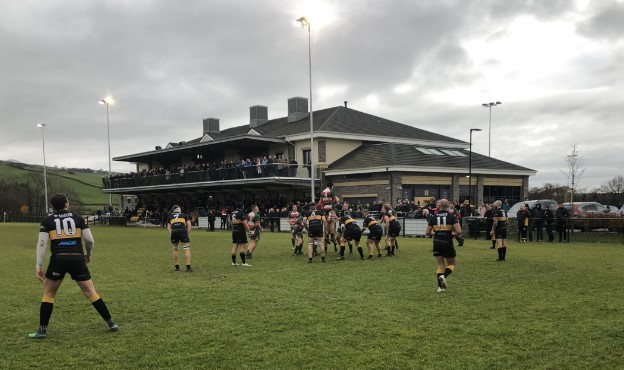 Kendal clubhouse