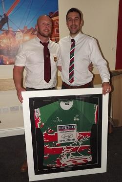 Firts Awards Owen Bennett
