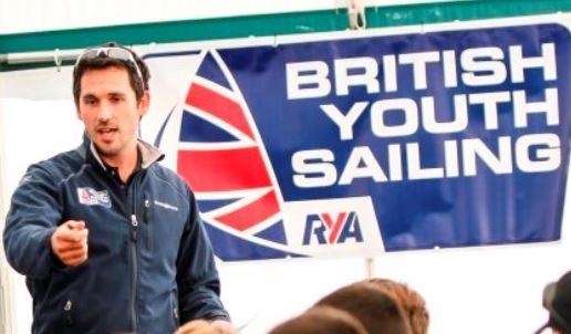 Martin Boatman sailing