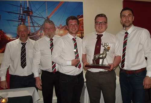 Firsts Awards Rollo and Ryan 500