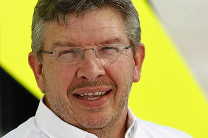 PPL Ross Brawn 09 Official Portrait
