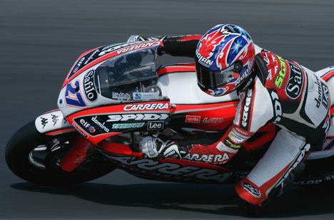 Casey Stoner 2005 © Getty Images