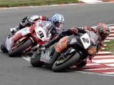 Ryuichi Kiyonari, Honda; Leon Haslam, Ducati - photo by Raceline