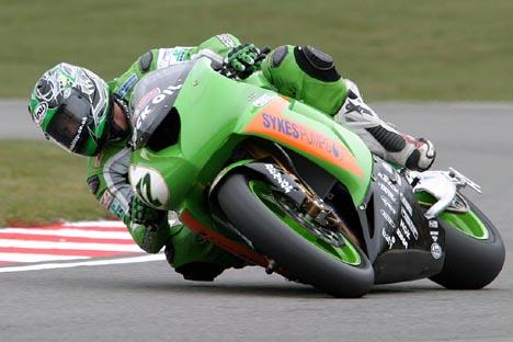 Dean Thomas 2006 - photo by Raceline Photography