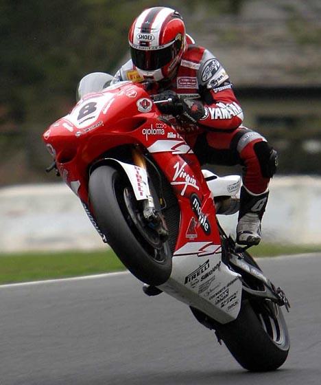 Tommy Hill 2006 - photo by Raceline Photography