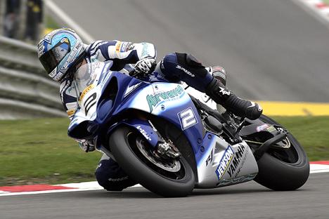 Leon Camier 2009 - photo © Raceline Photography