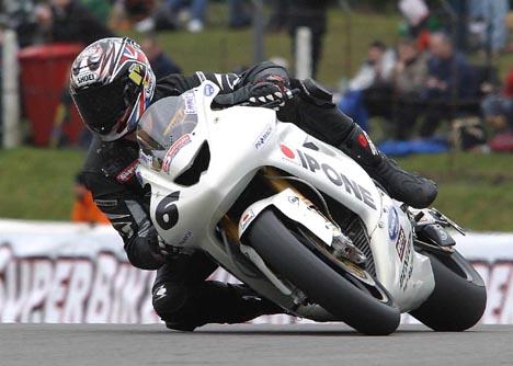 Sean Emmett 2006 - photo by Raceline Photography