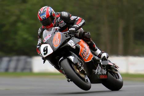 Karl Harris 2006 - photo by Raceline Photography