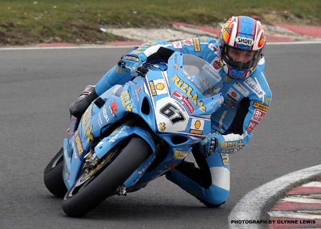 Shane Byrne 2006 - photo by Raceline Photography