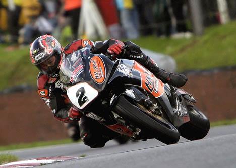 Ryuichi Kiyonari 2006 - photo by Raceline Photography