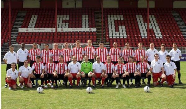 Team photo 2007/08