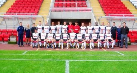 Team photo 2009/10