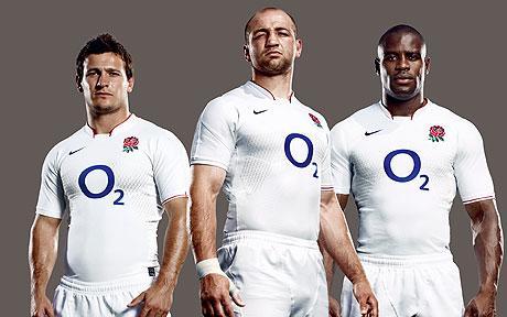 maglia Inghilterra nuova
