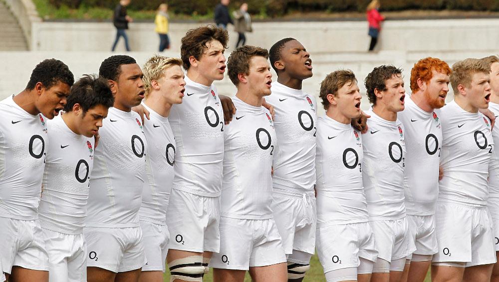 England u18s photos - 2012