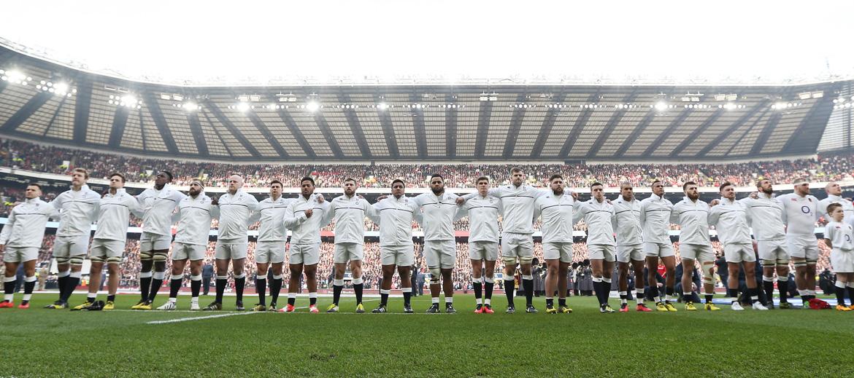 **England Line Up