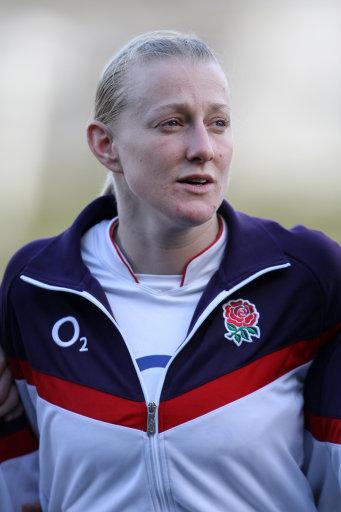 Tamara Taylor, England