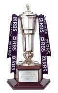 RBS six nations trophy